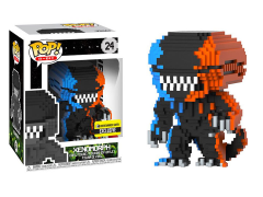 8-Bit Pop! Horror: Alien - Xenomorph (Video Game Deco) Exclusive