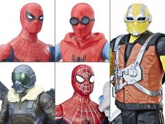 Spider-Man: Homecoming Web City Wave 02 - Set of 5 Figures