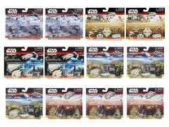 Star Wars Micro Machines Deluxe Vehicle Pack Wave 1 Case of 12