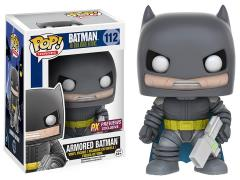 Pop! DC Heroes: The Dark Knight Returns - Armored Batman PX Previews Exclusive
