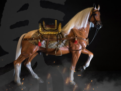 Horse (Blond Chestnut) 1/6 Scale Figure