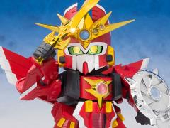 Gundam SD Gundam World Armored God El-Gaia Exclusive Model Kit