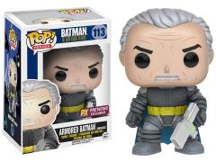 Pop! DC Heroes: The Dark Knight Returns - Unmasked Armored Batman PX Previews Exclusive