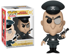 Pop! Animation: Rocky & Bullwinkle - Fearless Leader