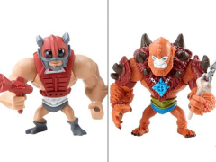 Masters of the Universe Classics Mini Zodac & Mini Beast Man