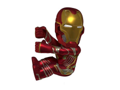 Avengers: Infinity War Scalers Iron Man
