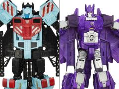 Transformers Combiner Wars Voyager Wave 3 - Set of 2