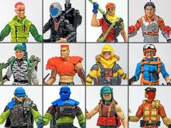 GI Joe The Final Twelve GI Joe Club 2018 Exclusive Set of 12 Figures