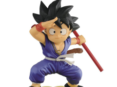 Dragon Ball Kid Goku (Special Color Ver.) & Nimbus Figure