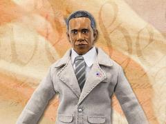 "World's Greatest Presidents Barack Obama (Tan Suit) 8"" Retro Figure"