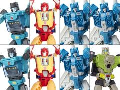 Transformers Titans Return Deluxe Wave 6 Case of 8
