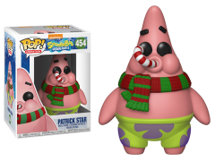 Pop! Animation: Spongebob SquarePants - Patrick (Holiday)