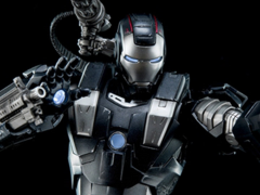 Iron Man 2 DFS064 War Machine 1/9 Scale Figure