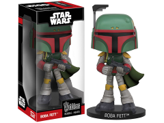 Wobblers: Star Wars - Boba Fett By Funko