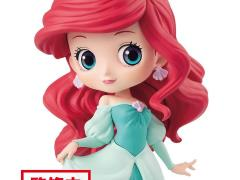 The Little Mermaid Q Posket Ariel (Green Princess Dress)
