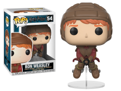 Pop! Movies: Harry Potter - Ron Weasley (Quidditch Player)