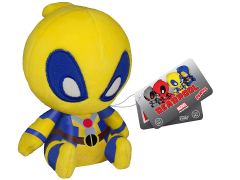 Mopeez: Marvel - Deadpool Yellow