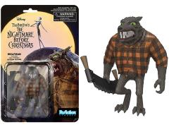 "The Nightmare Before Christmas 3.75"" ReAction Retro Action Figure - Wolfman"