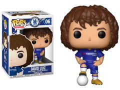 Pop! Football Premier League: Chelsea - David Luiz