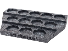 The Walking Dead Collector's Models Figure Plinth