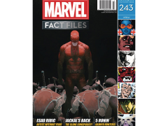 Marvel Fact Files #243