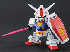 Gundam SD Gundam Cross Silhouette #1 RX-78-2 Gundam Model Kit