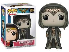 Pop! Heroes: Wonder Woman - Wonder Woman (Sepia) Exclusive