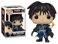 Pop! Animation: Fullmetal Alchemist - Roy Mustang