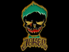 Suicide Squad Lapel Pin - The Joker