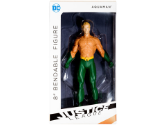 Justice League The New 52 Aquaman Bendable Figure