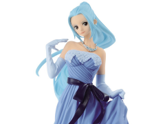 One Piece Lady Edge: Wedding Nefeltari Vivi (Blue Dress)