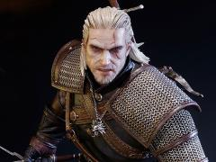The Witcher 3: Wild Hunt Premium Masterline Geralt of Rivia Statue