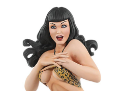 Bettie Page (Terry Dodson) Statue