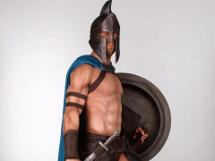 300: Rise of The Empire Themistocles Statue
