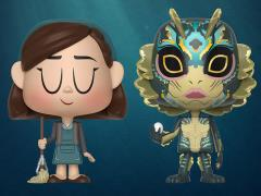 Vynl.: The Shape of Water - Elisa + Amphibian Man