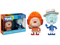 The Year Without a Santa Claus Vynl. Heat Miser + Snow Miser