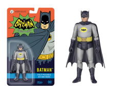 "DC Heroes Batman Classic TV Series Batman 3.75"" Action Figure"