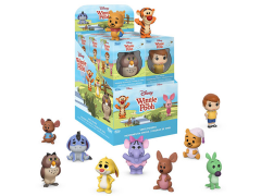 Winnie The Pooh Box of 12 Mini Vinyl Figures