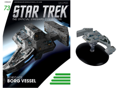 Star Trek Starships Collection - #73 Renegade Borg Vessel