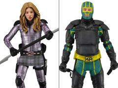 "Kick-Ass 2 6"" Figure Series 02 Set of 2"