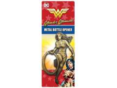 Wonder Woman Magic Lasso Metal Bottle Opener