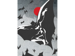 Justice League Batman MightyPrint Wall Art