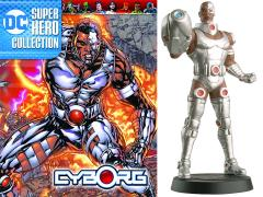 DC Superhero Best of Figure Collection #50 Cyborg