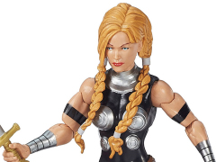 Marvel Legends Infinite Series Fearless Defenders Marvel's Valkyrie (Hulkbuster BAF)