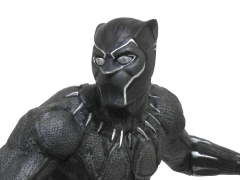 Black Panther Marvel Milestones Black Panther Statue