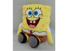 SpongeBob SquarePants Phunny SpongeBob (Sitting) Plush