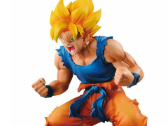 Dragon Ball Z Dramatic Showcase 3rd Season Volume 01 Super Saiyan Goku