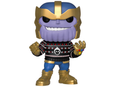 Pop! Marvel: Holiday - Thanos