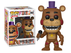 Pop! Games: Freddy Fazbear's Pizzeria Simulator - Rockstar Freddy
