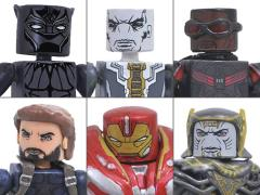 Avengers: Infinity War Minimates Series 2 Two Pack Set of 3